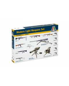 1/35 Modern Light Weapon Set (ITA6421)