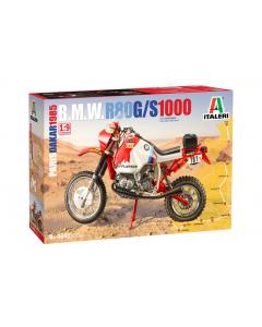 1/9 BMW R80G/S 1000, Paris Dakar 1985 Italeri 4641