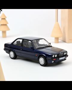 1/18 BMW 325I 1988, blue metallic Norev 183201