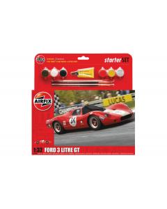 1/32 Ford 3 Litre GT - Starter Set Airfix 55308
