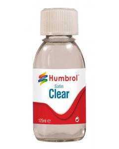 Humbrol Clear Satijn 125ml Humbrol 7435