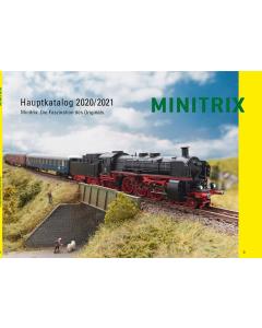 MINITRIX Catalogus 2020/2021 DE (TRI19852)
