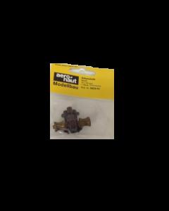 Ankelier Metaal (15x40mm), 1 stuk - Aeronaut 5823/13 (AER582313)