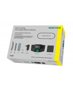 N Minitrix Startset zonder trein Trix 11100