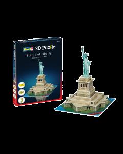 3D Puzzle Vrijheidsbeeld Revell 00114
