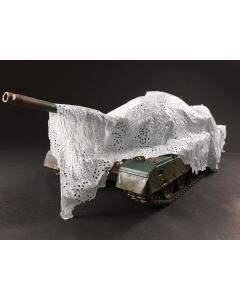 1/35 Camouflage Net - JGSDF Snow AFV-Club 35022