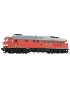 H0 DB Diesellocomotief BR 233, digitaal met sound (ROC52497)