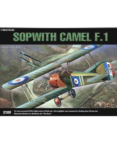 1/32  SOPWITH CAMEL F-1  WW.I (ACA12109)