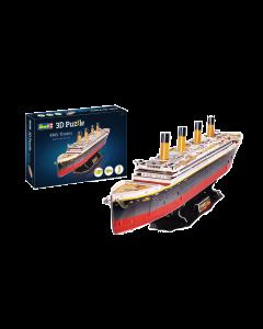 3D Puzzle Titanic (REV00170)