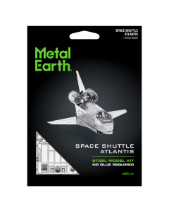 Metal Earth: Space Shuttle Discovery - MMS015 Metal Earth 570015