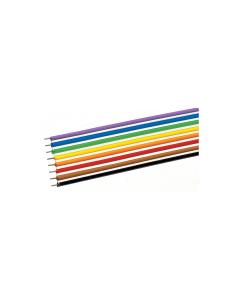 8-polige platte kabel, 10 meter (ROC10628)