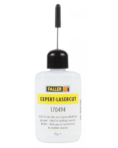 Expert Lasercutlijm,  25 gram (FAL170494)
