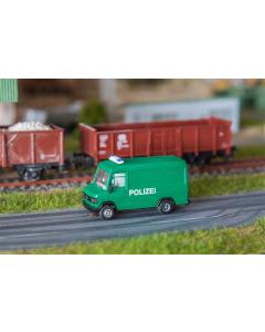 H0 Car System: MB T2 Vario Politie (HERPA) (FAL161632)