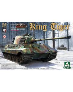 1/35  German  Sd.Kfz.182  King  Tiger  Hensch (TAK2073S)