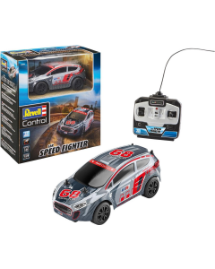 """1/28 RC Rallye Car """"Speed Fighter"""", 27-MHz 2-CH Revell 24471"""