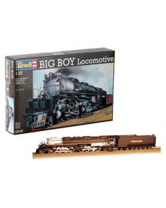1/87 Big Boy Locomotief Revell 02165