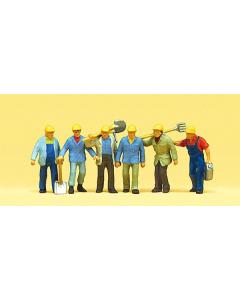 H0 Railarbeiders (PRE10033)