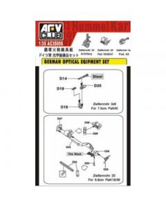 1/35 German Optical Equipment Set (AFVAC35006)
