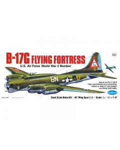 1/28 US B-17G Flying Fortress (115cm) (GUI2002)