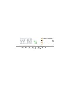 H0 Verlichting voor 3-assige rijtuigen (ROC40361)
