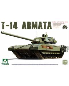 1/35 Russian Main Battle Tank T-14 (TAK2029)