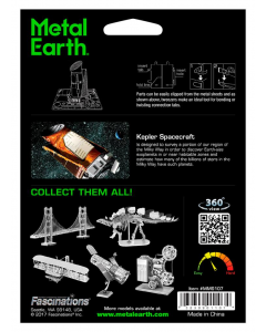 Metal Earth: Kepler Spacecraft - MMS107 (MEA570107)