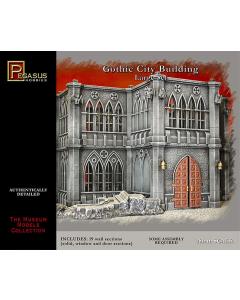 1/72 Gothic City Buildings, Large Set (PEG4923)