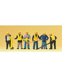 H0 Railarbeiders (PRE10035)
