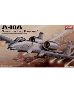 1/72  Fairchild  A-10  Iraq (ACA12402)