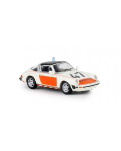 H0 Porsche 911 G Targa TD 1976, Rijkspolitie 47, (BRE16357)