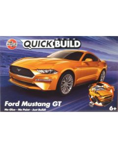 QUICKBUILD Ford Mustang GT Airfix 6036