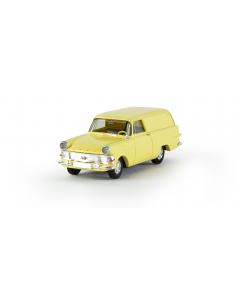 H0 Opel  Rekord  PII  Kasten,  pastel (BRE20164)