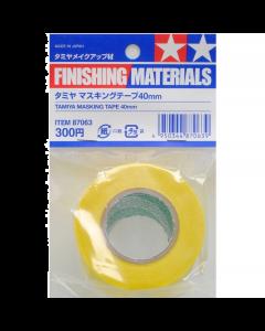 Masking Tape 40mm Tamiya 87063