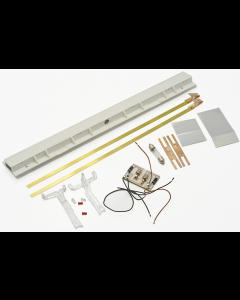 H0 Interieurverlichting en Koplampen voor IR Stuurstandrijtuig #44942 (ROC40314)