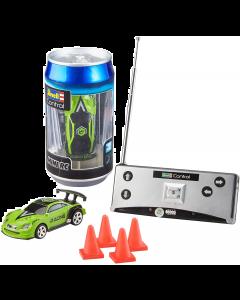 Mini RC Car Racing Car I groen, 40-MHz (REV23560)