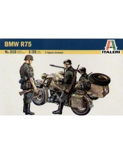 1/35 BMW R75 with Sidecar (ITA0315)