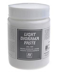 Light Diorama Paste 200ml - Vallejo 26185 (VAL26185)
