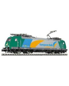N Rail4chem E-Loc BR 185 (FLE867385)