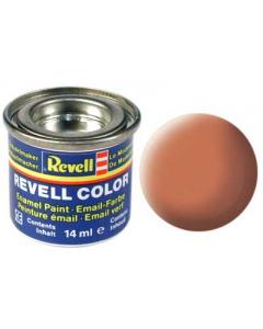 Nr.25 - Oranje Fluoriserend, mat (REV32125)