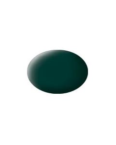 Nr.40 - Aqua Zwartgroen, mat (REV36140)