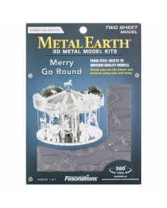 Metal Earth: Merry Go Round - MMS089 (MEA570089)