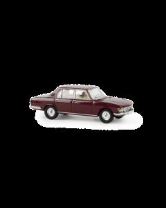 H0 BMW  2500,  purpurrot Brekina 13600