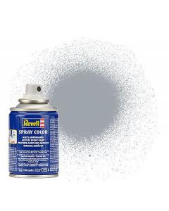 Nr.90 - Spuitbus Zilver, metallic (REV34190)