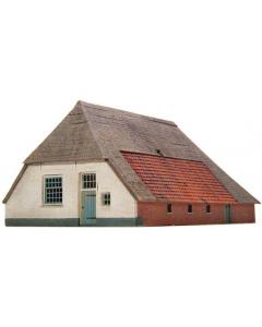 H0 Boerderij Los Hoes (bouwpakket) (ART10187)