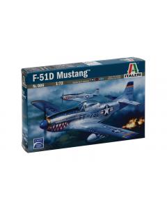1/72 P-51D Mustang (ITA0086)