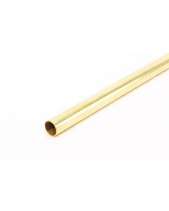 Messing Buis 1.0mm, 4 stuks Albion Alloys 1