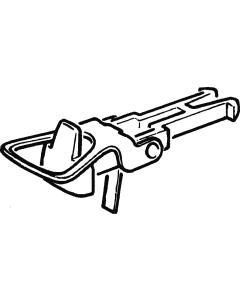 H0 Beugelkoppelingen/ Standaardkoppelingen, 2 stuks (ROC40243)