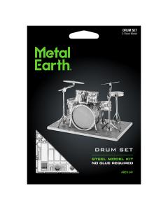 Metal Earth: Drum Set - MMS076 (MEA570076)