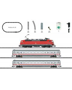 """N DB Startset """"InterCity"""" Analoog, 3-delig Trix 11150"""