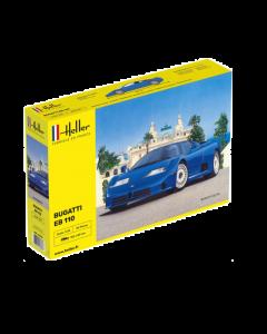 1/24 Bugatti EB 110 Heller 80738